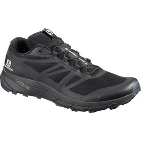 Salomon Sense Ride 2 Sko Herrer, black phantom ebony
